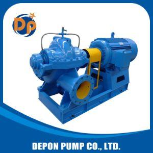 Diesel- oder elektrische Wasser-Pumpen-hohe Kapazität mit Schlussteil