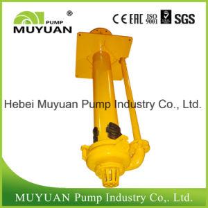Pompa verticale dei residui del pozzetto di Handlign di flusso sotterraneo delle acque di rifiuto