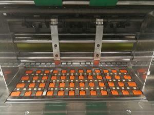 Laminatore intelligente ad alta velocità della scanalatura del contenitore di scatola (QTM1450)