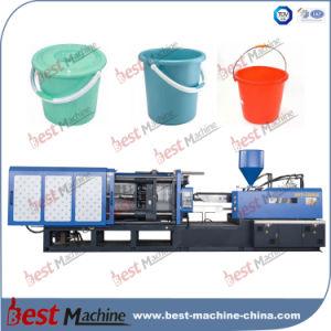 Norme de qualité élevée seau de peinture en plastique Machine de moulage par injection