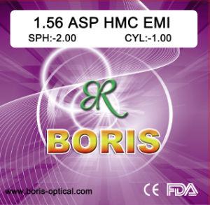 M-Index 1.56 sola visión Asp Hmc 70/65mm Óptica
