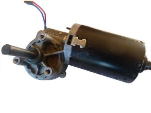 100 rpm 1-40nm DC Motorreductor de velocidad baja