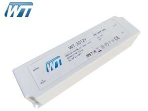 5W-150W IP67 caso de plástico à prova de Modo de Comutação AC/DC o Condutor LED CV/Cc Fonte de alimentação com o tamanho fino