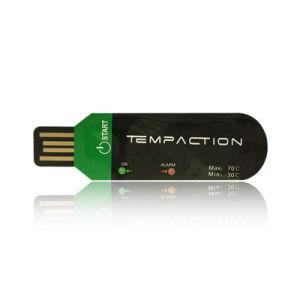 Basse et haute degré d'instruments de thermostat Enregistreur de données de température numérique