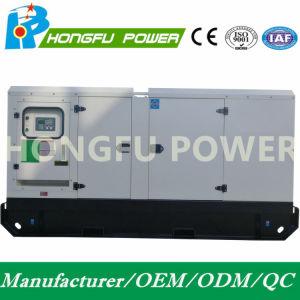 200kw générateurs diesel Cummins de 250kVA Groupe électrogène/avec auvent galvanisé