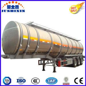 Saso ha certificato 42000 litri del combustibile della benzina di rimorchio di alluminio dell'autocisterna