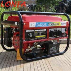 Anfangsausgangsgebrauch-beweglicher Kerosin-Generator des Benzin-2.0kw elektrischer