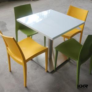 Современном итальянском роскошный Стол обеденный ресторан мебель