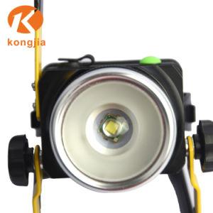 Hight力屋外作業ライトLED再充電可能なサーチライト