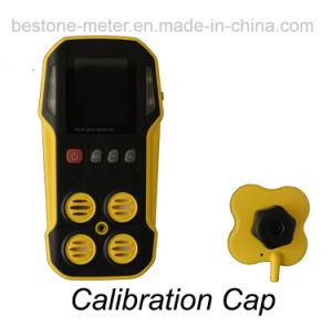 検光子の携帯用二酸化炭素、手持ち型のマルチガス探知器CH4の二酸化炭素、Co、1つのガス探知器のO2 4