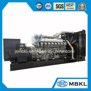 Faible coût 1850kVA/1500KW Mitsubishi Electric Power Générateur Diesel Ptaa S16r2-C