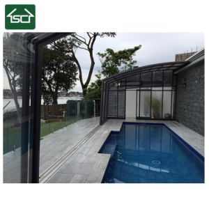 Regen van het Weer van de bescherming Gure, Wind of Sneeuw 8 ' de Dekking van het Zwembad