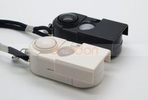Allarme personale di obbligazione di movimento di PIR del sensore di corsa infrarossa dell'allarme con adattamento
