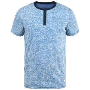 Venda por grosso de fábrica dos homens Slim Fit Casual cor sólida de T-shirts de alta qualidade