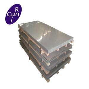 Classe 316 8K super poli miroir de la plaque en acier inoxydable