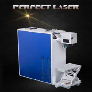 Finger-Ring-Metalbell-Laser-Markierungs-Maschine