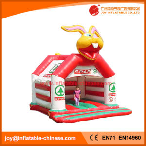 Moonwalk inflables inflable juguete Bunny bouncer para niños (T1-024)