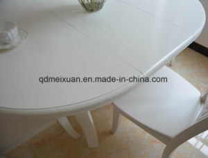Твердый деревянный обеденный стол кофейный столик (M-X2634)