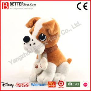 Giocattolo molle della peluche dell'animale farcito del cucciolo del cane per i bambini/capretti