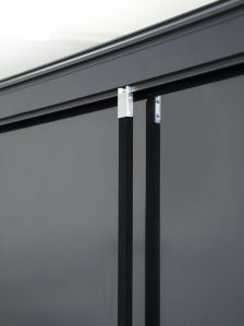 Châssis Edgeless, la lumière ambiante de l'écran Écran de projection de Black Diamond