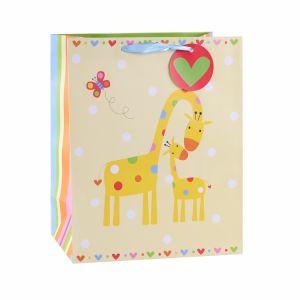 Звезда ночного неба - бумажные мешки подарков с покрытием