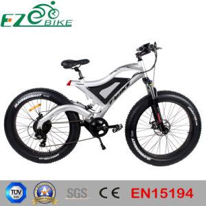 La grasa de aluminio eléctrico neumático de bicicleta de montaña con Ce EN15194