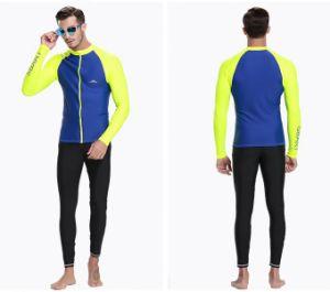 Com a Zipper High-Elastic Sportswear&Neoprene