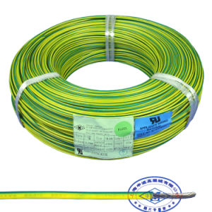 Тефлона Teflon изолированных медных провода при высокой температуре