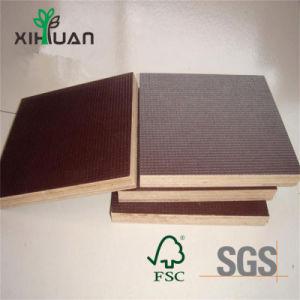 La película de alta calidad que enfrenta la madera contrachapada, encofrado de hormigón, madera contrachapada Venta caliente
