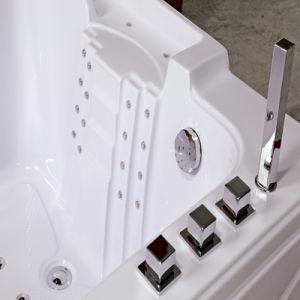Bañera de masaje con pantalla táctil del Panel de control por computadora (TLP-680)