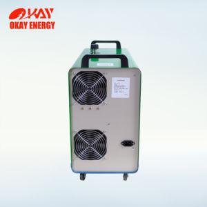 冷却装置銅にろう付けにはんだ付けすることのための水燃料のHhoのガスの発電機