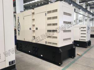 200kVA Groupe électrogène Diesel silencieux Cummis Powered