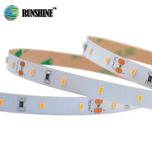 SMD LED flexíveis3014 Luz de corda em 120 LEDs 14,4W/M