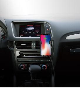 チー無線速い自動車の充電器の台紙