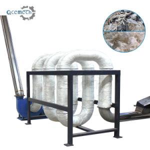 LDPEの洗浄ラインをリサイクルする農業のフィルムPPによって編まれる袋のPE