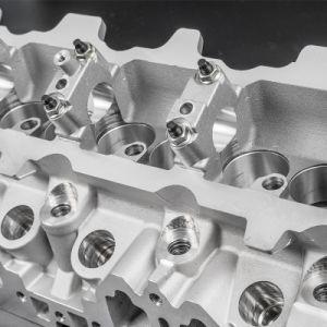 PeugeotのためのCNG Xud7jp L3 1.8CNGのシリンダーヘッド405 K911841548A