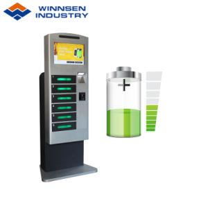 Winnsenの携帯電話のタブレット電気充満端末、LCD Displayerが付いている移動式充満端末機械