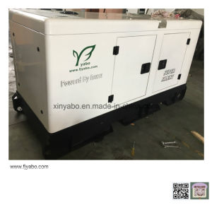 8kVA 10kVA 25kVA 30kVA 40kVA Isuzuエンジンの防音のディーゼル発電機