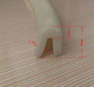 Esponja de borracha de alta demanda de extrusão a fita de vedação