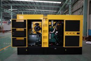 Heißer leiser Cummins Dieselgenerator des Verkaufs-150kVA/120kw (GDC150S)