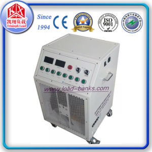 la Banca di caricamento 100kw per collaudare generatore