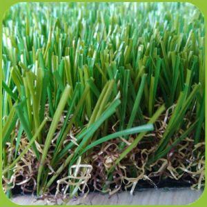 Landschaftsgestaltung des künstlichen synthetischen Rasens für Garten-Ausgangsyard