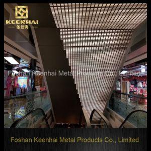 La conception artistique fantastique pour grille de calandre acoustique plafond (KH-MC-M7)