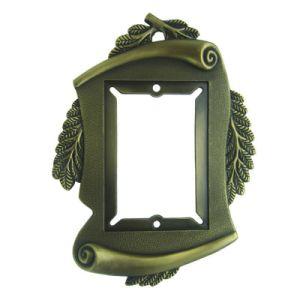 昇進の販売(010)のためのカスタム旧式な亜鉛合金の金属の写真フレーム