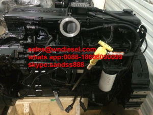 De gloednieuwe Motor van 6 Cilinder van de Waterkoeling Qsl9