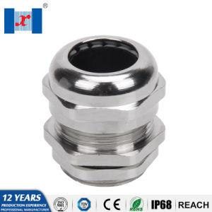 Prueba de agua de alta calidad Hnx persistencia prensaestopas de latón de metal