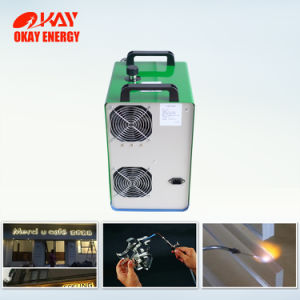 Hhoの発電機の携帯用小さいガラス端の磨く機械