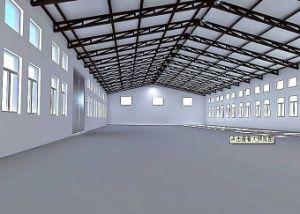 China Los Materiales de Construcción La construcción del espacio de diseño de Estructura La estructura de bastidor de acero