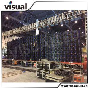 P4.81 plein écrans LED de couleur de la publicité extérieure Stadium Affichage LED de périmètre