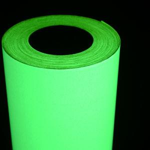 Haute qualité dans l'obscurité photoluminescente Bougies de film pour les panneaux de sécurité